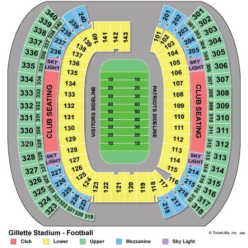 Boston Memorial Coliseum Seating Chart