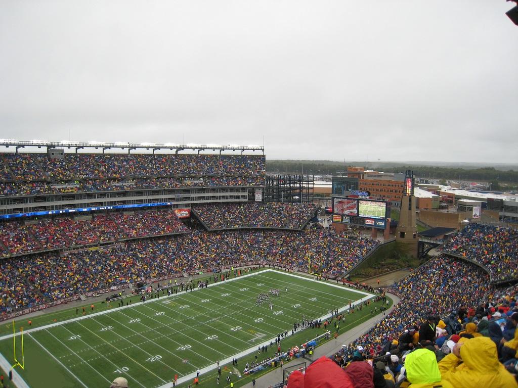 Gillett Stadium