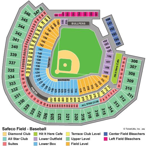 Safecokey Field Seating Chart