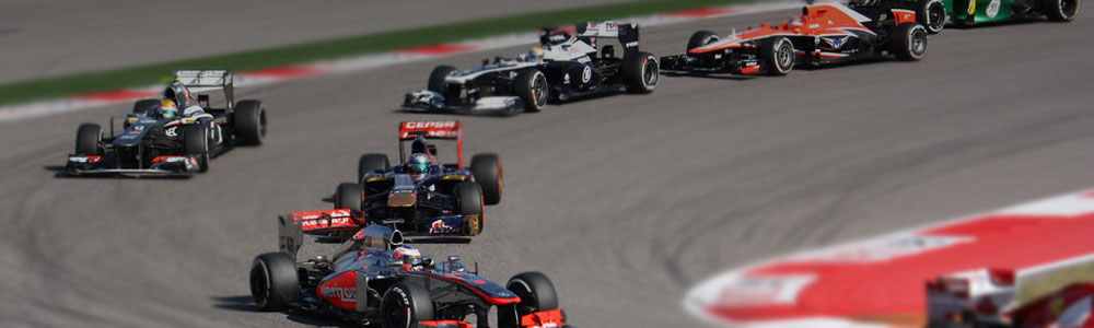 US Grand Prix Tickets